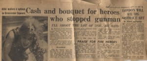 Newspaper Article
